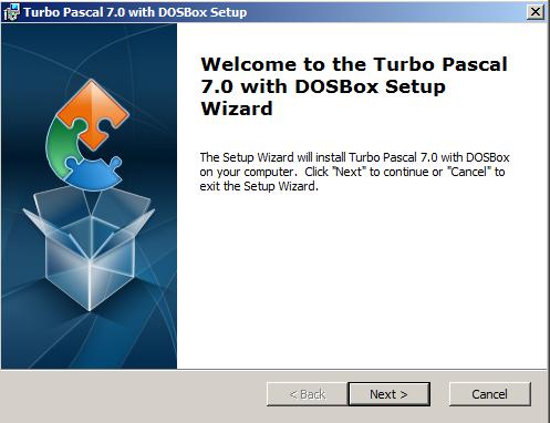 Tải Turbo Pascal 7.0 và hướng dẫn cài đặt Turbo Pascal trên máy tính a
