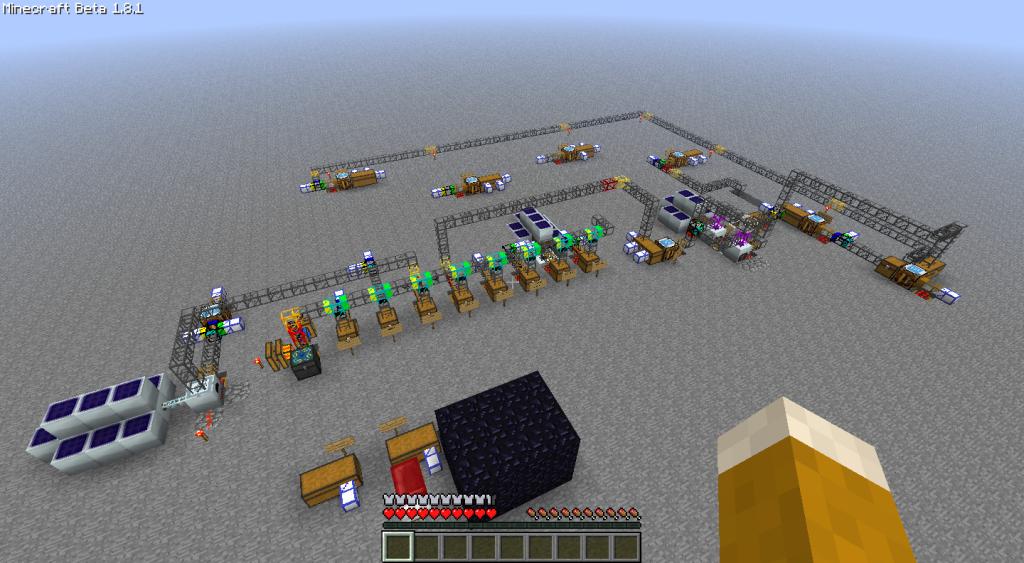 Minecraft Mod Team: Industrial Craft 2 for Minecraft 1.7 ...