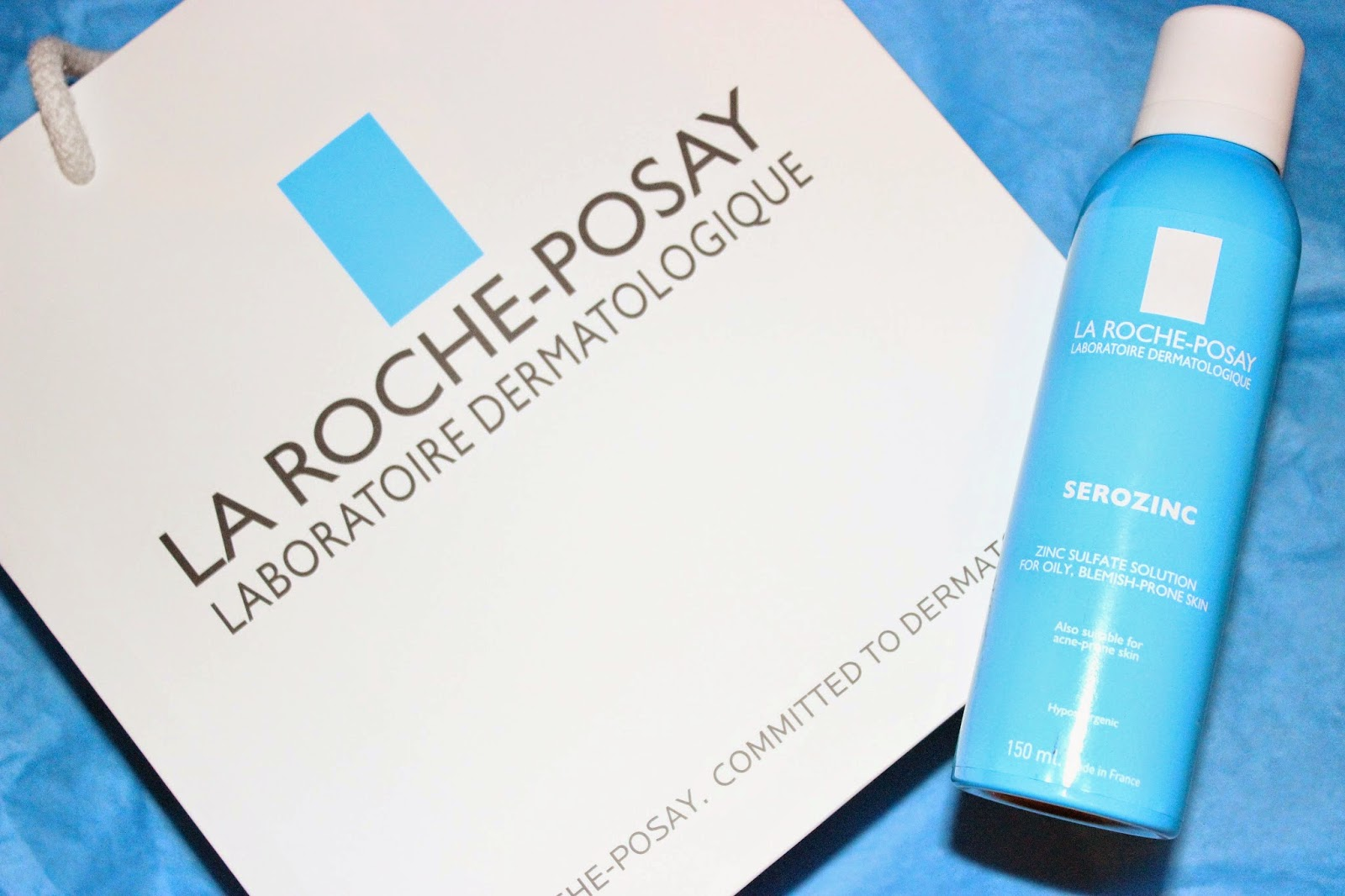 La Roche-Posey Serozinc Toner Review