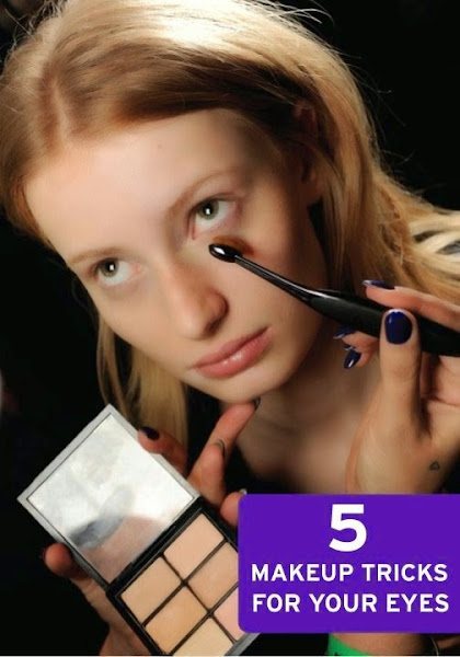 5 Makeup Tricks For Your Tired Eyes