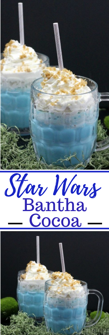 Star Wars Bantha Cocoa #party #drinks