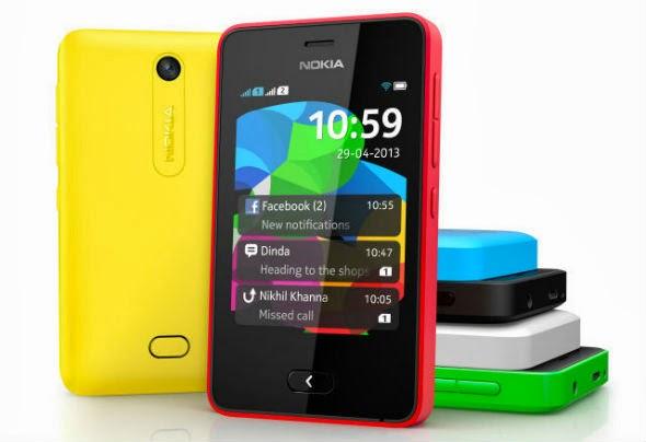 Nokia Asha 501, Ponsel Harga 800 ribu