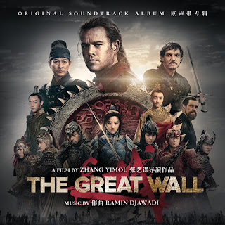 the great wall soundtracks