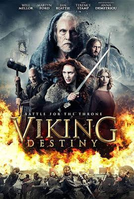 Viking Destiny 2018 DVD R1 NTSC Sub