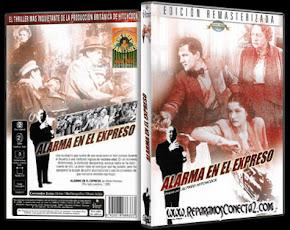 ALARMA EN EL EXPRESO 1938
