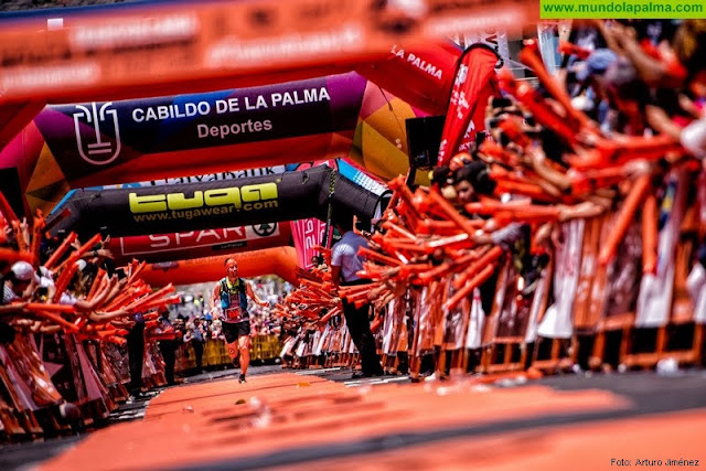 "Hernández Zapata: ""Transvulcania debe optar a ser Campeonato del Mundo de Trail"""