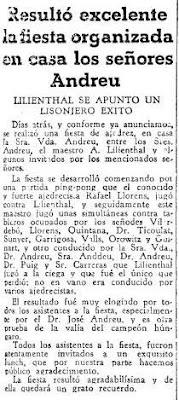 Recorte del Mundo Deportivo del 28 enero de 1934 (continuación)