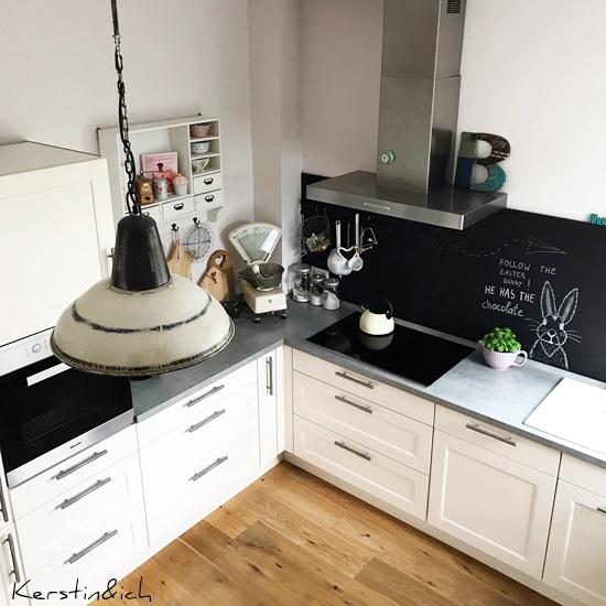 Tafelwand Küche Spritzschutz Tafel Wohnen