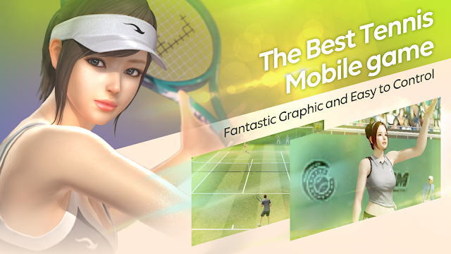 Line Superstars Tennis
