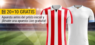 bwin promocion Athletic vs Marsella 15 marzo
