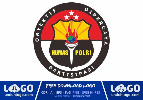Logo Humas Polri