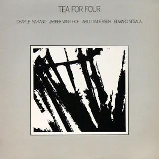 Charlie Mariano, Edward Vesala, Arild Andersen, Jasper Van't Hof - 1984 - Tea For Four