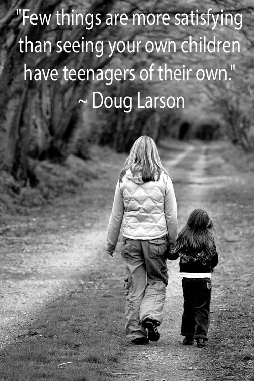 Fun Friday Quote Parents On Their Adult Children Having Kids