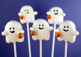 Halloween, Galletas Diversidad de Colores y Sabores