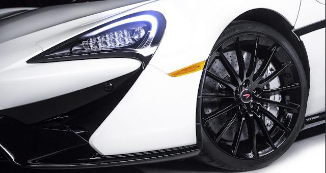 Diseño de vanguardia en el McLaren 570GT MSO