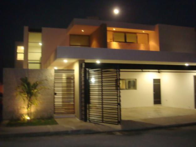 Decoraci n minimalista y contempor nea casa contemporanea ii for Acabados fachadas minimalistas