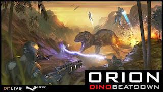 Orion Dino Beatdown PC Free Download Game