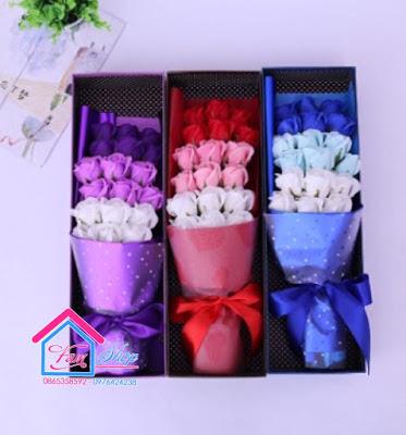 Shop ban hoa sap thom tai Cau Giay