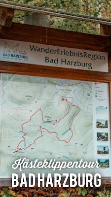 Kästeklippentour Bad Harzburg | Premiumwanderung Harz | Wandern-Harz