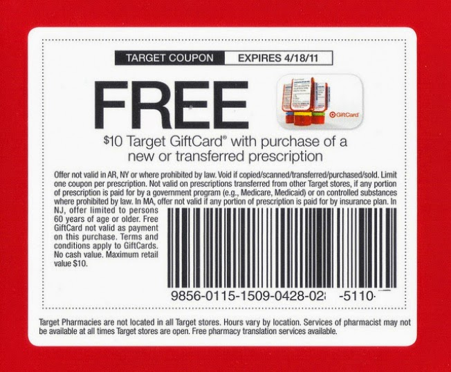 cvs pharmacy new prescription coupons