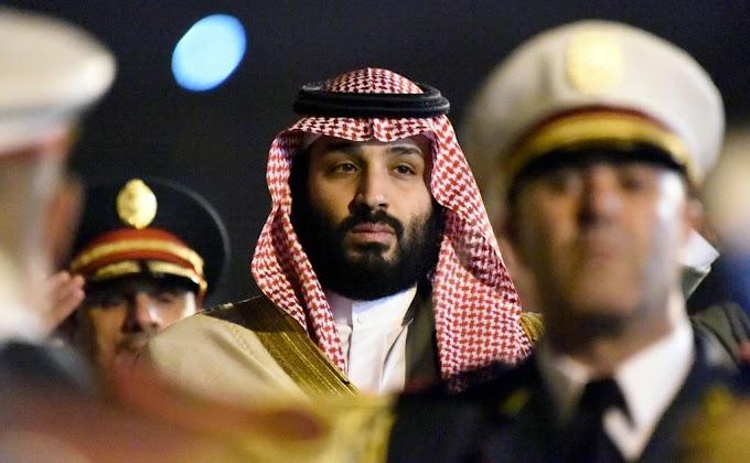 Saudi Arabia crown prince Mohammed Bin Salman denies £3.8bn Manchester United takeover bid