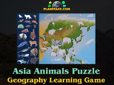Asia Animals