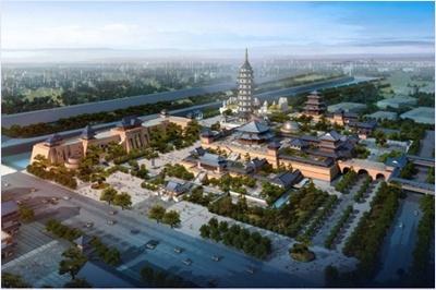 เจดีย์กระเบื้องเคลือบแห่งนานกิง (The Porcelain Tower of Nanjing)