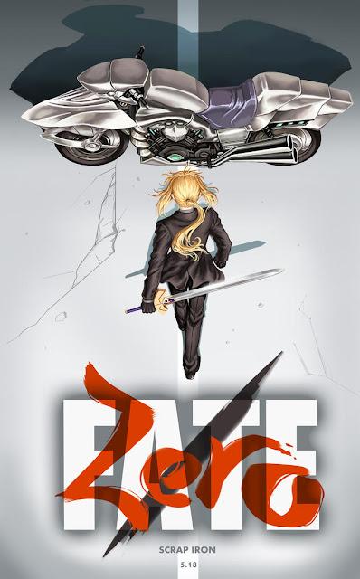 Fate Zero vs. Akira
