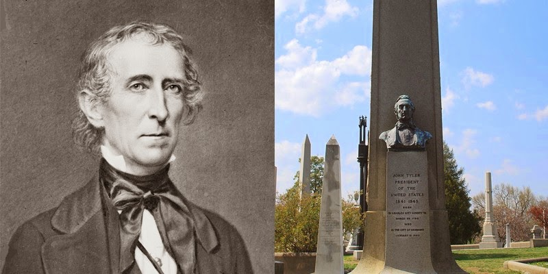 Unbelievable...These 23 Mind Blowing Facts Will DESTROY Your Understanding Of Time - John Tyler, America's 10th President, has two living grandchildren.