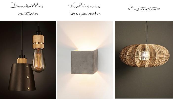 Tendencias iluminación 2017 - Misterios DECO