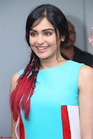 Adah Sharma Trendy Look at the Launch of OPPO New Selfie Camera F3 ~  Exclusive 078.JPG