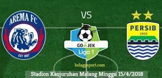 Persib Bandung Antisipasi Set Piece Arema FC