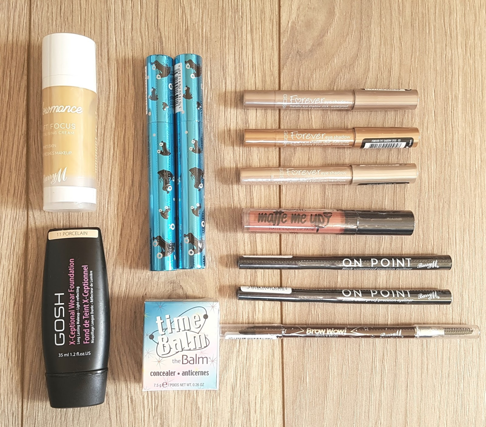 309de009a53 Barry M that's how I roll waterproof mascara - I am loving this mascara,  the packaging is really good quality, super cute design and actually gives  my ...
