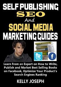 self publishing seo social media marketing ebook