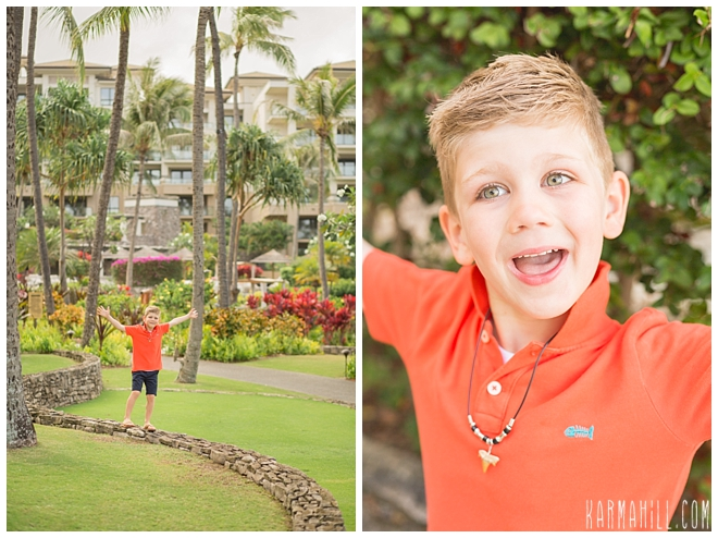 Beach Portraits in Maui