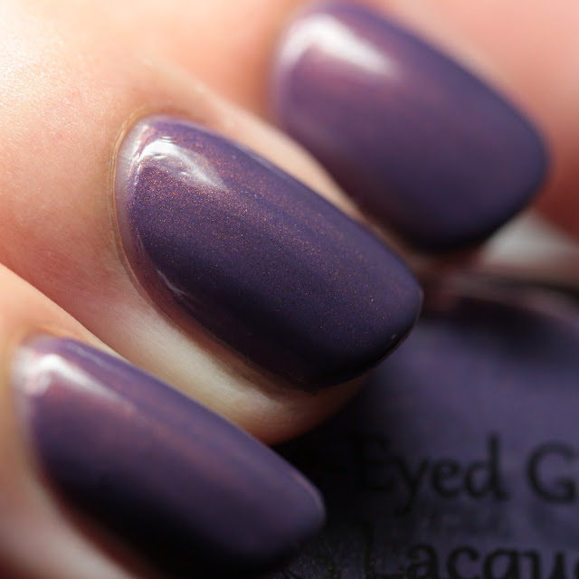 Blue-Eyed Girl Lacquer In the Dawning Light