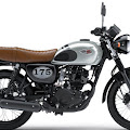 Kawasaki Released W175, Retro Motorcycle that uses Carburetor