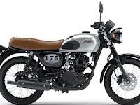 Kawasaki Released W175, Retro Motorcycle that uses Carburetor