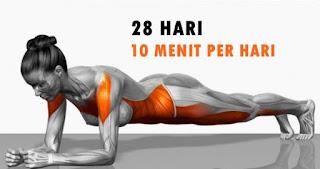 7 Olahraga sederhana yang bisa ubah bentuk tubuh hanya dalam 4 minggu, Lakukan 7 Olahraga Sederhana Ini dan Dapatkan Bentuk Tubuh Ideal, Tujuh Gerakan Simpel Ini Bisa Mengubah Bentuk Tubuhmu Hanya dalam 4 minggu