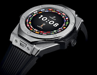 cb0c2a0042d Hublot is proud to be the official timekeeper of the 2018 FIFA World Cup.  In addition to providing the most obvious contribution to the  Subcommittee s ...