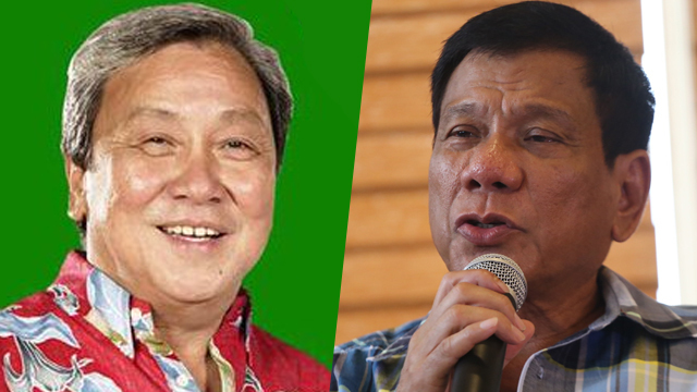"Lito Atienza: Granting Duterte emergency powers could even be ""dangerous"""