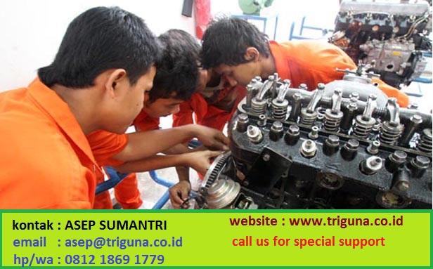 Service Forklift Sumatra
