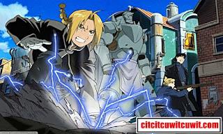 fullmetal alchemist anime terbaik sepanjang masa nomor 13