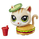 Littlest Pet Shop Series 3 Hungry Pets Pickles Catsbury (#3-76) Pet