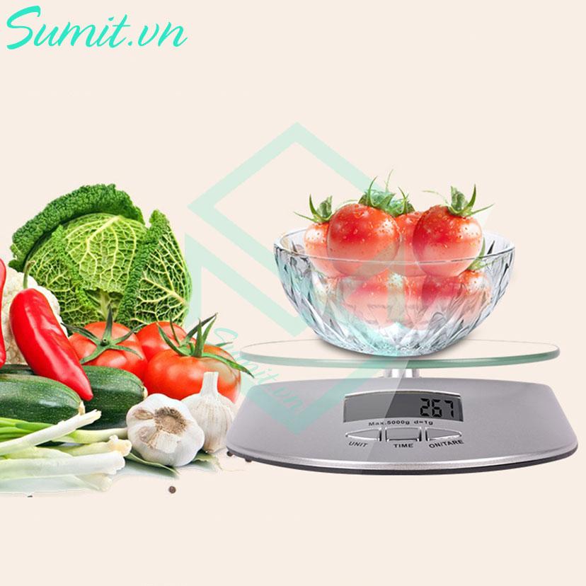 Cân điện tử mini nhà bếp Kitchen Scale KE-4