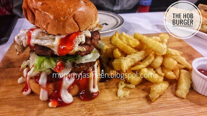 Rasai Kelazatan Makanan di The Hob Cafe Bandar Baru Bangi