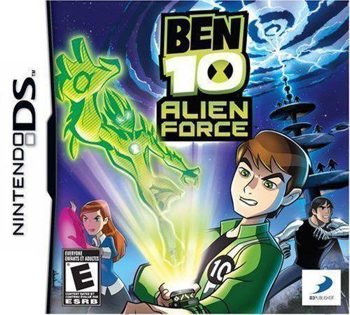ROMs - Ben 10 - Alien Force (Português) - NDS Download