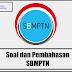 Soal SOSHUM SBMPTN 2018 + Pembahasan No.15