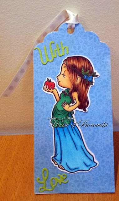 Diecut Divas, Some Odd Girl Grow