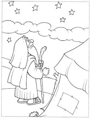 Sekolah Minggu Ceria: Abraham, Sara dan Ishak